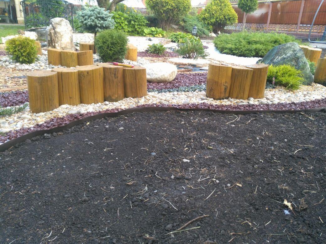 Устройство каменного сада (2)