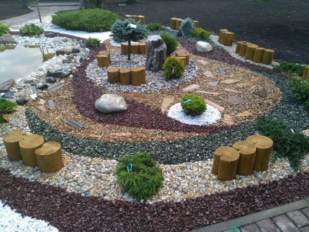 Устройство каменного сада (4)